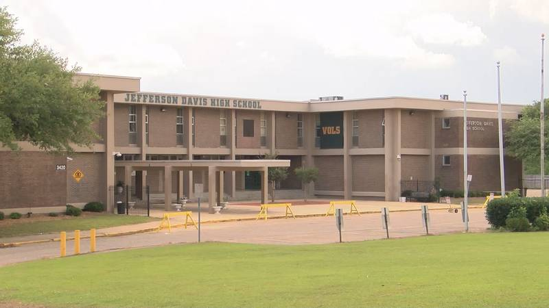A petition to rename three Montgomery public Schools circulating online.