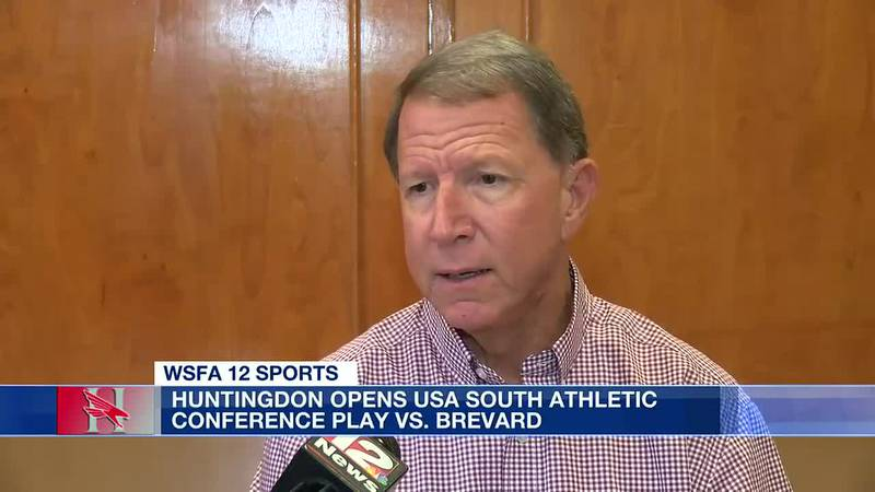 Huntingdon to play Brevard in USA South Athletic Conference