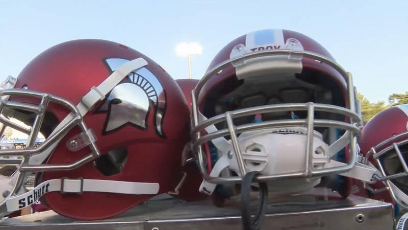 The Troy Trojans fell to the Louisiana-Monroe Warhawks Saturday.