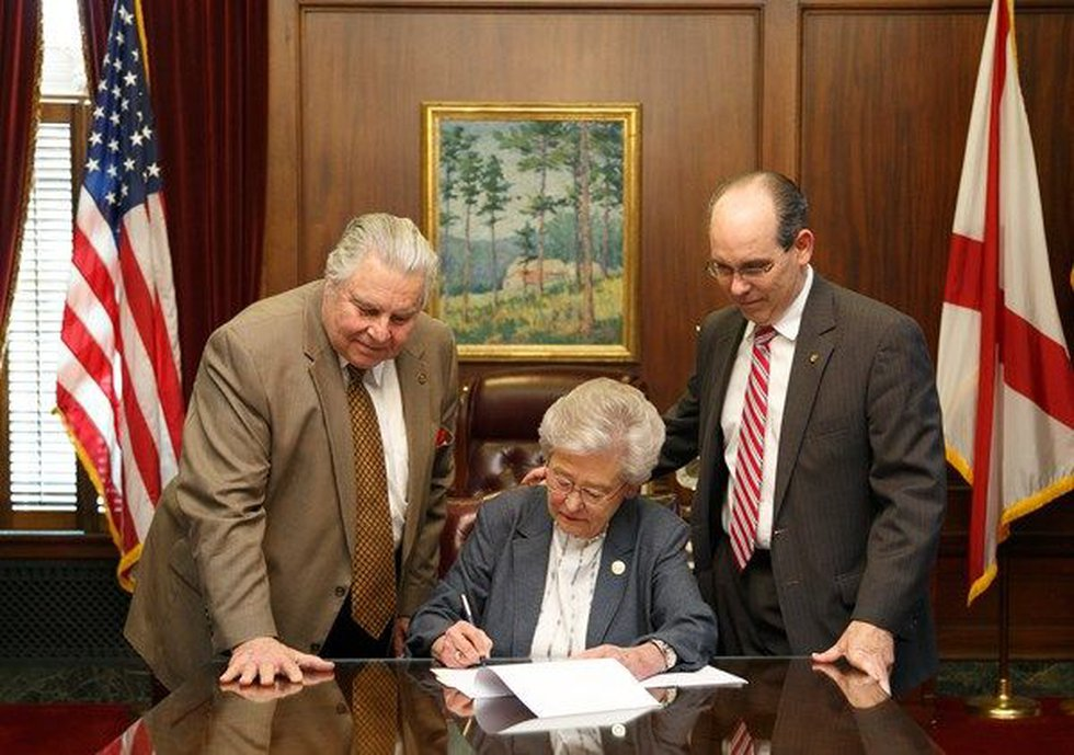 SB185, sponsored by Sen. Clyde Chambliss and Rep. Dimitri Polizos, gives state employees a 3...