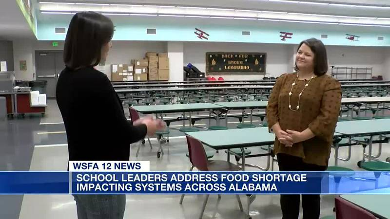 School leaders address food shortage