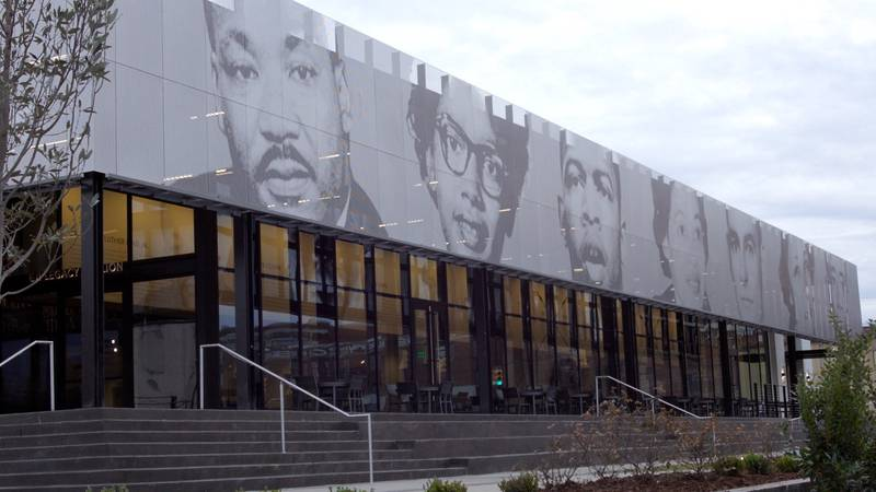 The Equal Justice Initiative is opening a new welcome center and monument alongside the...