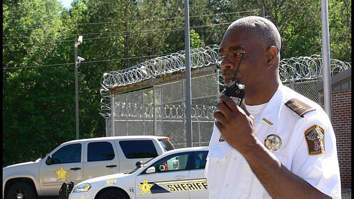 """Lowndes County Sheriff John """"Big John"""" Williams was killed in a shooting Saturday night at a QV..."""