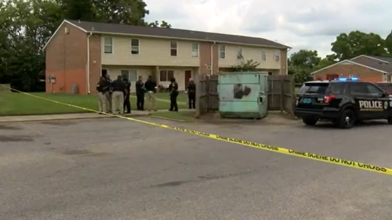 Multiple Montgomery police investigators are on the scene of a shooting on Hatton Drive.