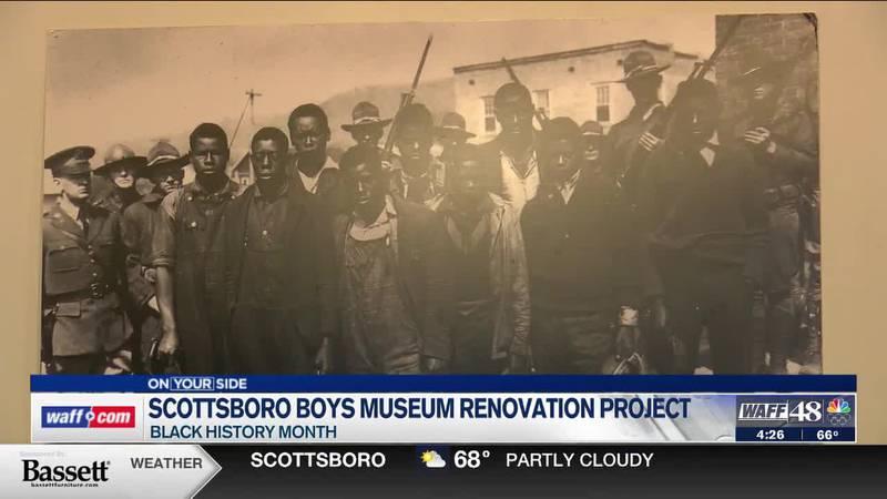 Scottsboro Boys Museum Renovation Project