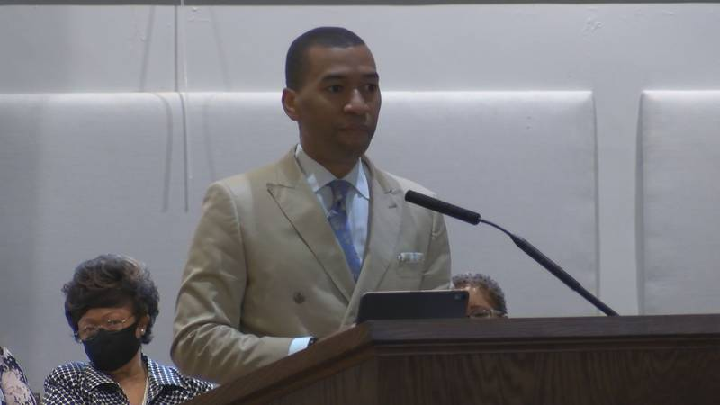 Montgomery Mayor Steven Reed wants to create a civilian review board to monitor activities...