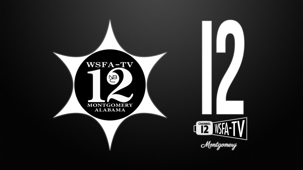 Another of WSFA's early logos, most likely from the early 1960s.