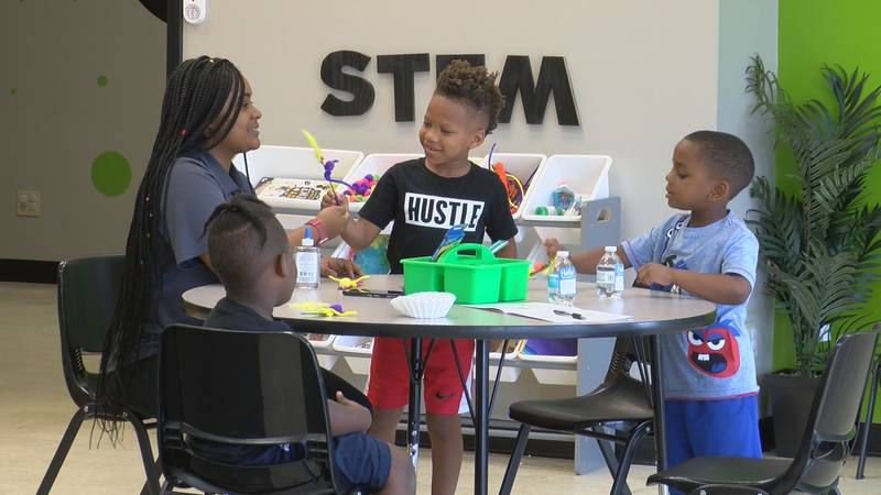 Just Be You School Age Program is among the 12 childcare programs in Montgomery to receive the...