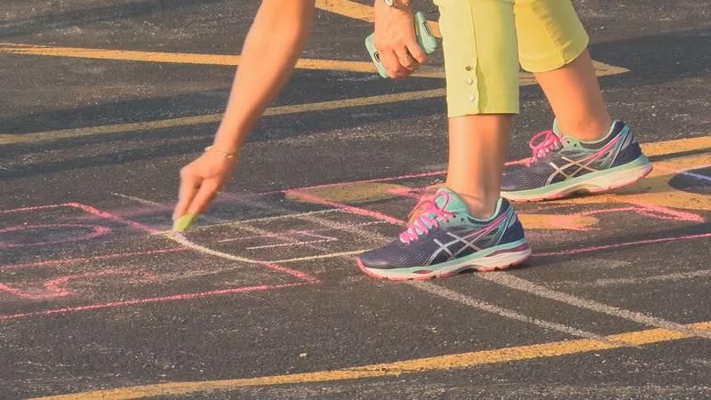 Doctors urge parents to keep kids active.