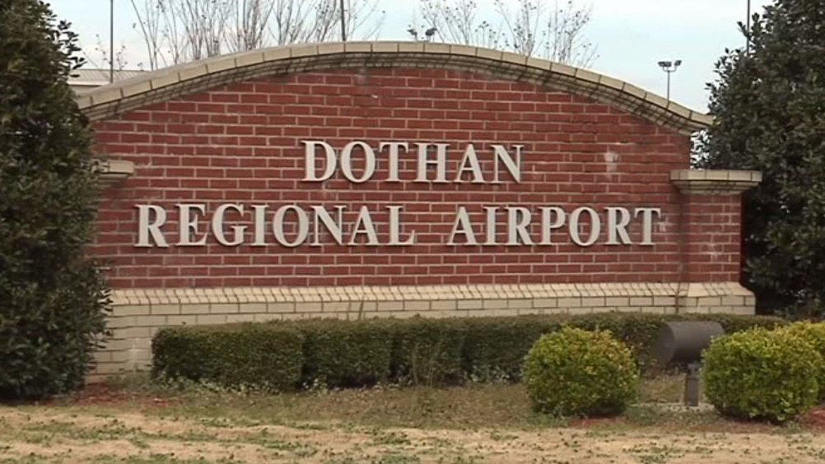 The Dothan Regional Airport announced Adam Hartzog as the new airport director.
