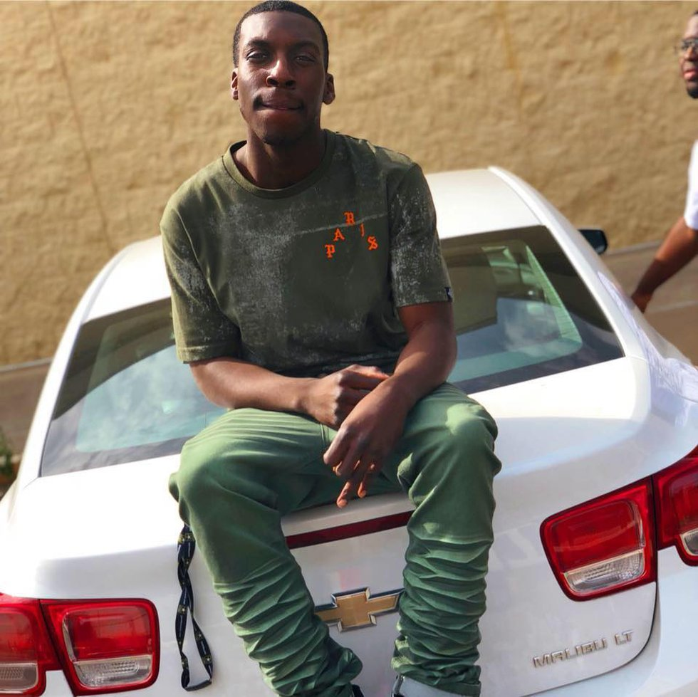Emantic Bradford Jr. has been identified as the 21-year-old man shot and killed by Hoover...