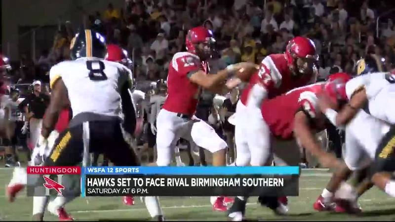 Huntingdon prepares to face rival Birmingham Southern