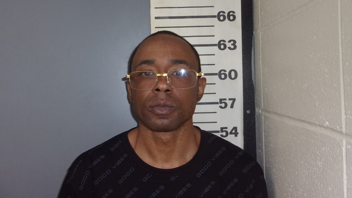 Atlanta fugitive Andre Dee Thomas was arrested in Covington County on May 14, 2021.