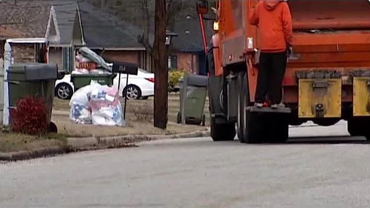 Montgomery Sanitation employees will begin using the Rubicon hauler mobile app, as well as...