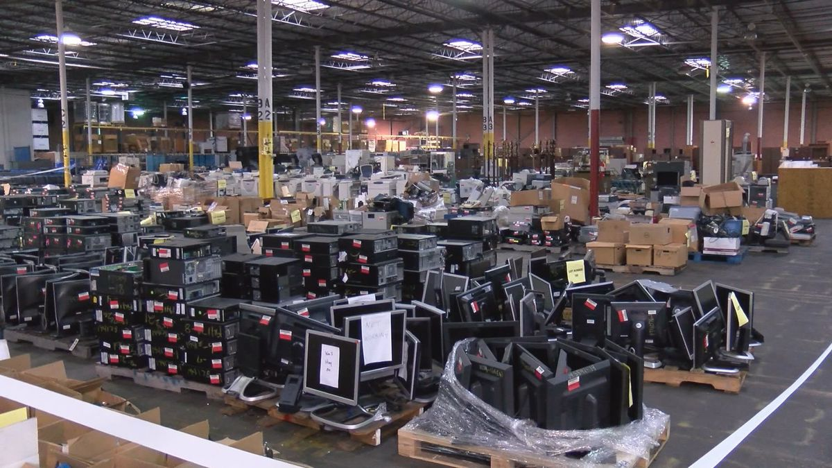 File image of previous Alabama Department of Economic and Community Affairs surplus auction.