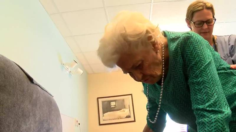 The spokesperson for the Alabama Nursing Home Association says people who are unvaccinated must...
