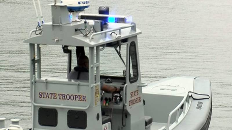 Authorities are still searching for a man who went missing in the waters of Lake Martin on...