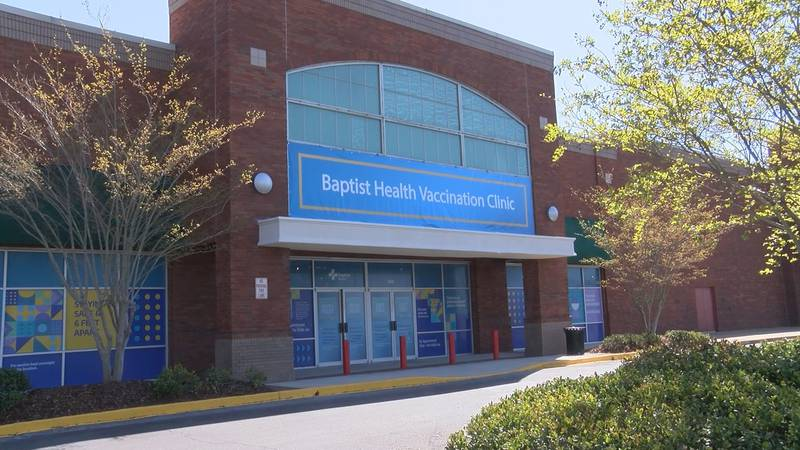 Baptist Health is reopening its COVID-19 vaccine clinic at 3989 Eastern Blvd.