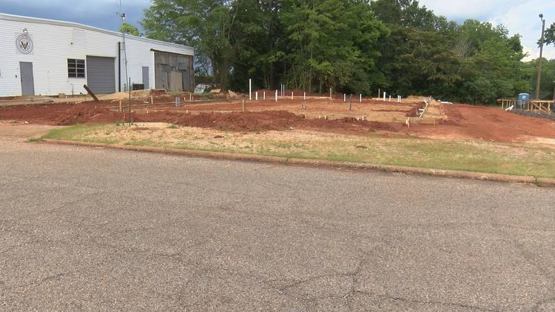 It looks like there could be a delay in the completion of the new Butler County Sheriff's...