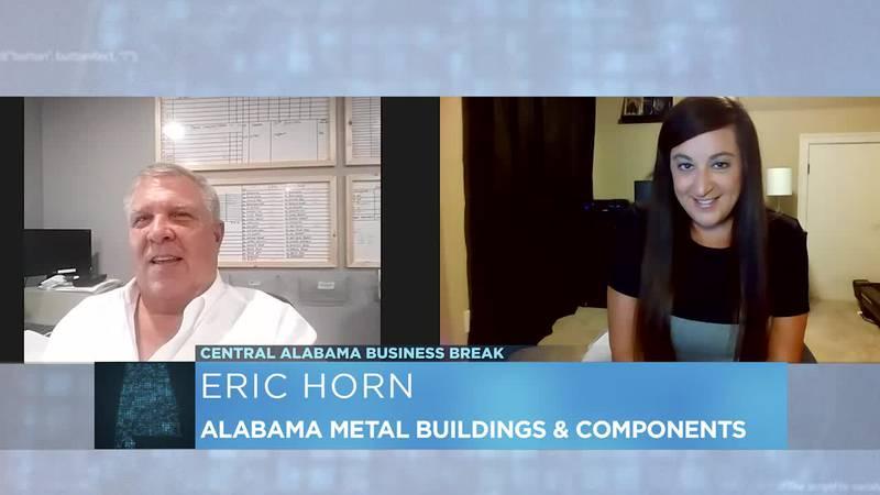 Alabama Metal Buildings & Components
