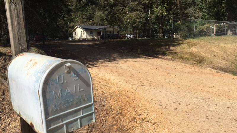 Jerry Rayford's request for a man to leave his property cost Rayford his life. This photo shows...