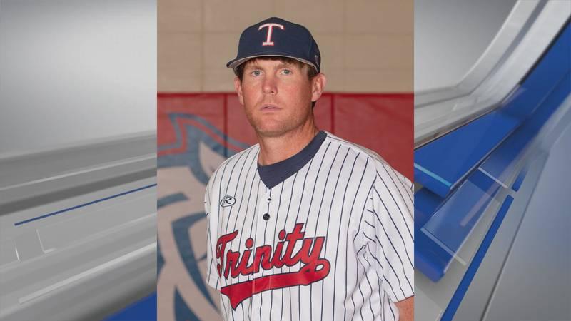 Jarrod Cook is Trinity Presbyterian School's new head baseball coach.