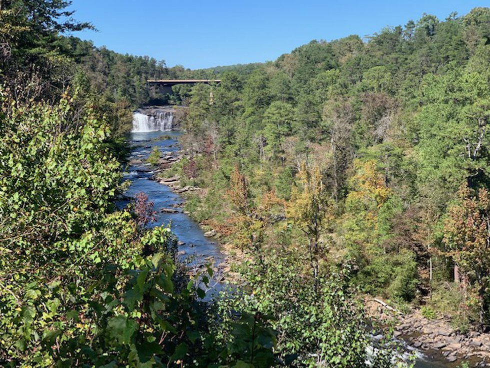 Carved out by the Little River, Little River Canyon is one of the deepest canyon systems east...