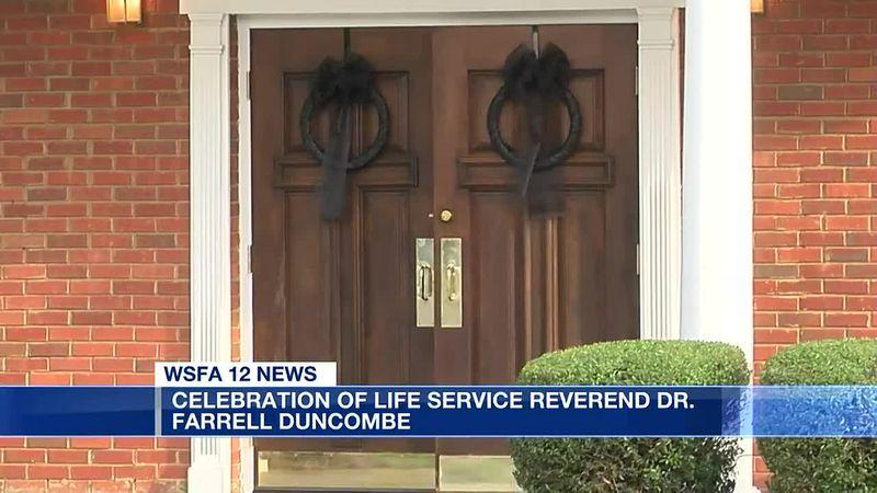 Celebration of Life held for Montgomery pastor Farrell J. Duncombe