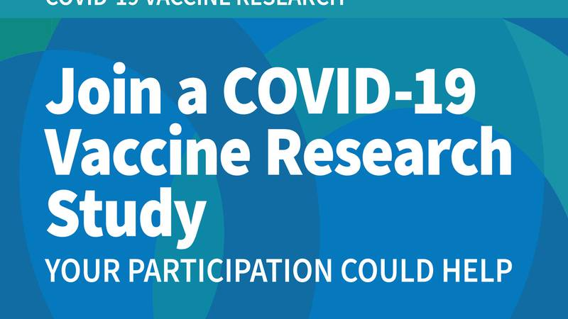 The North Alabama Research Center is looking for volunteers for a COVID-19 vaccine.