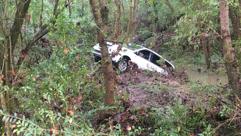 Vehicle involved in Wednesday's flash flooding death of a 4-year-old