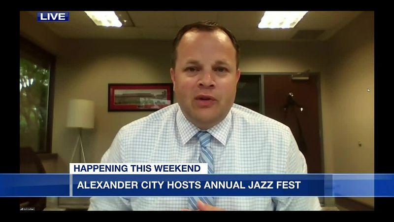 Alex City Jazz Fest happening this weekend