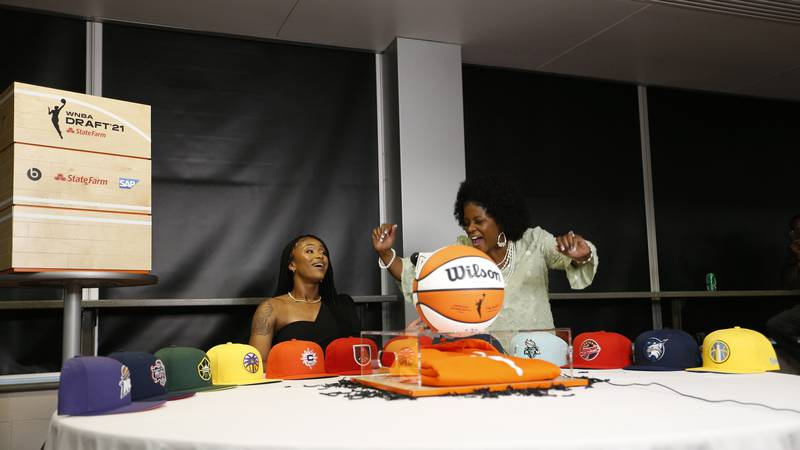 Walker is the seventh Crimson Tide player to be drafted in the WNBA's 25-year history and the...