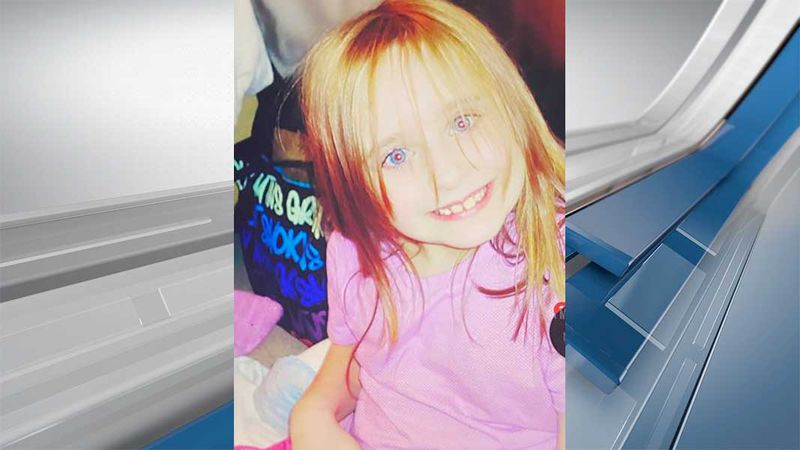 Six-year-old Faye Marie Swetlik, from Cayce, South Carolina, was last seen in her yard around...