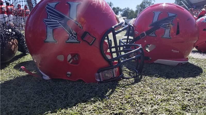 Huntingdon Hawks football