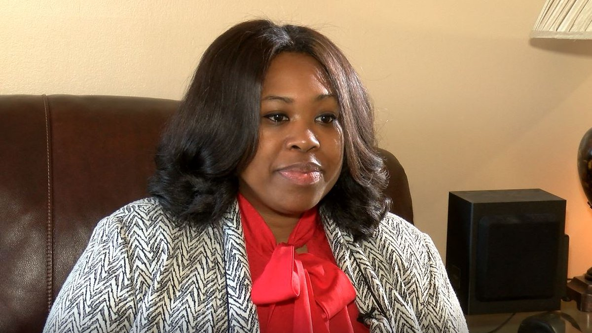 Sharice Stevens learned firsthand the dangers online when her daughter entered the world of...