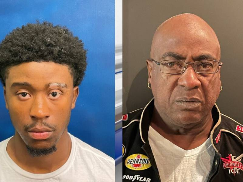 Authorities say they were able to identify the suspect as 20-year-old Nassir Nevett, a Tuskegee...