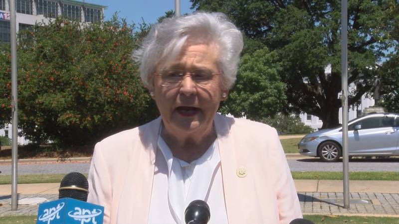 Gov. Kay Ivey said she hopes to sign a medical marijuana bill after thoroughly reviewing it.
