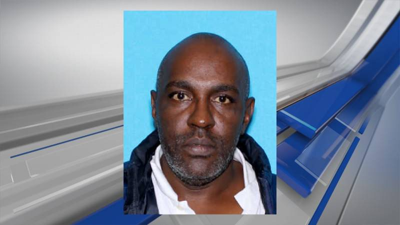 Byron Anderson, 51, is charged with killing another man who was standing in line at a Dallas...