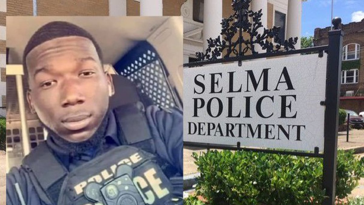 Selma police officer Marquis Moorer will be laid to rest of Thursday, Aug. 5, 2021.
