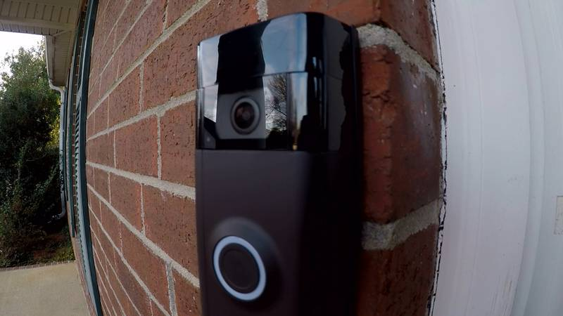 These doorbells are another popular home security system people are installing.