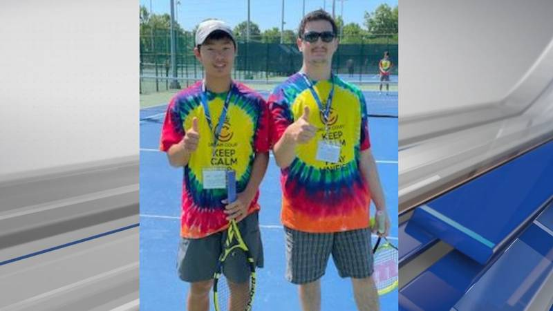 Thirty-six athletes with special needs from Montgomery, Dothan and Atlanta teamed up with a...