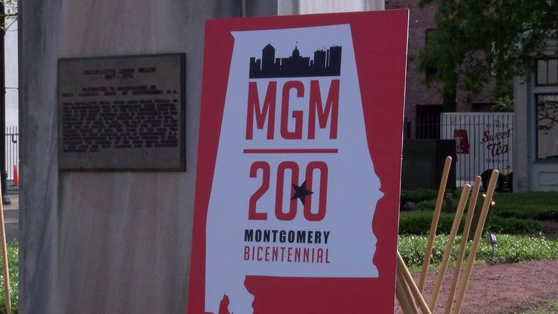 The City of Montgomery turns 200 years old Dec. 3.