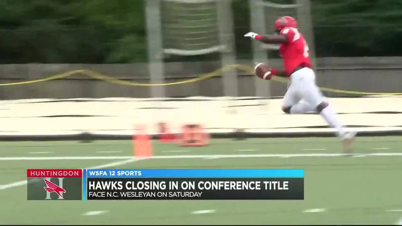 Huntingdon looks to stay perfect in conference play