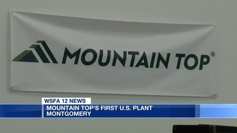 Mountain Top Industries opening Montgomery facility