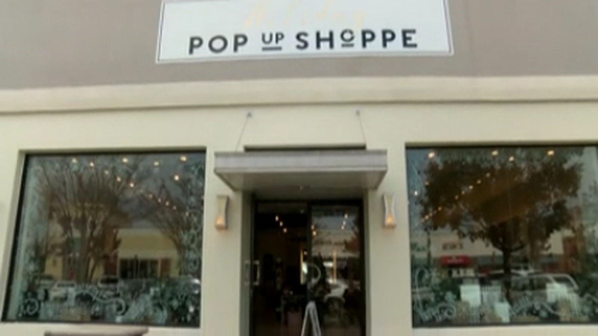 The Holiday Pop-Up Shoppe is returning this holiday season to The Shoppes at EastChase.
