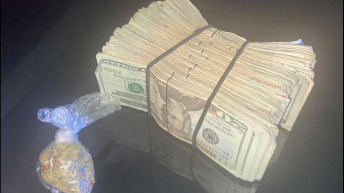 Maplesville PD: 21 arrests, $10k seized