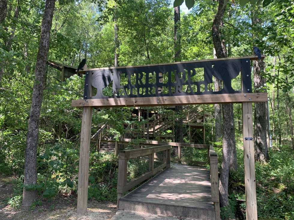 Images from Oak Mountain State Park near Birmingham.