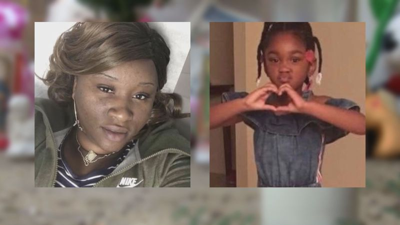 A family member discovered Sharee Bradley's body, but police still have not found little Nevaeh...