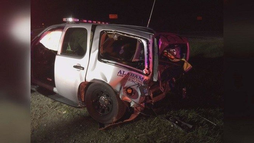 Several troopers have been injured while working along the side of the road in recent years....