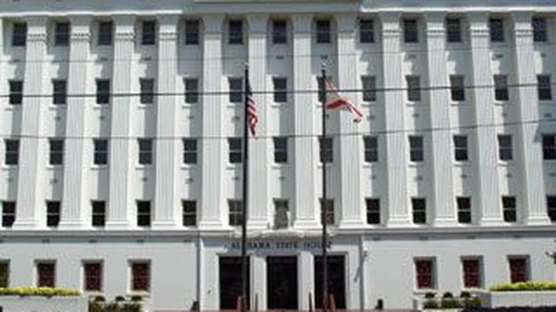 File Image: Alabama Statehouse